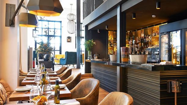 Informal by Marc Gascons  - The Serras Hotel Barcelona Sala