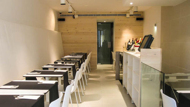Niza Café Vista sala