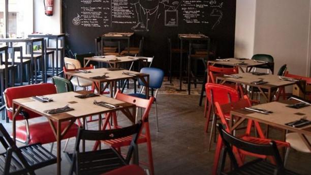 Restaurant the room art cuisine sevilla avis menu et prix for Art et cuisine rm 101