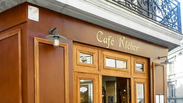 Le Cafe Kléber Vue exterieure