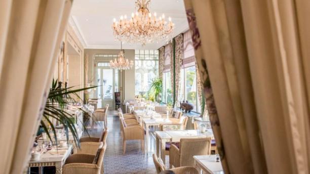 Restaurant Grand Hôtel du Lac - La Veranda à Vevey - Menu, avis ...