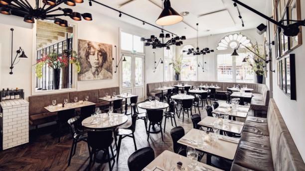 Morgan & Mees Restaurant
