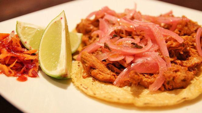 Sugerencia del Chef - Mexcla, Barcelona
