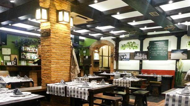 Restaurante el pimiento verde castell en madrid - Calle castello madrid ...