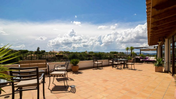 El Rec de la Sitja - La Sitja Hotel Terraza
