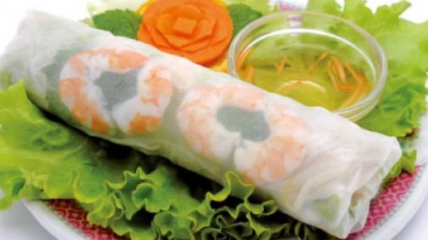 Thé Vert Suggestion de plat