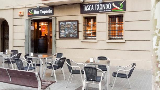 Tasca Txondo Terraza