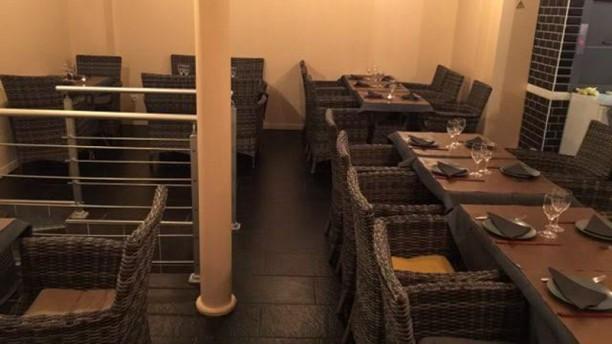Le Puzzle Salle du restaurant
