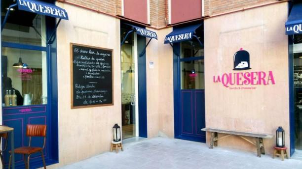 La Quesera Barcelona Fachada