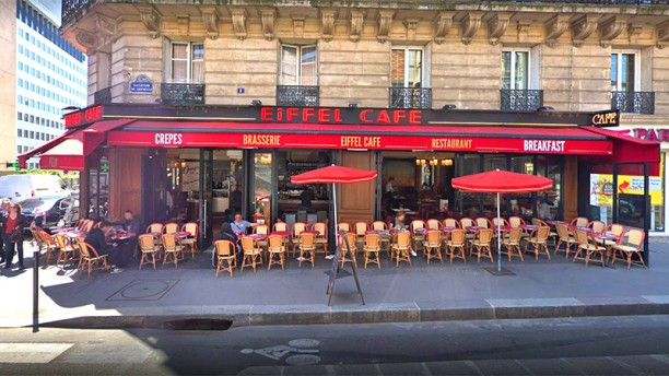 Jirayr - Bistrot Eiffel Café Devanture