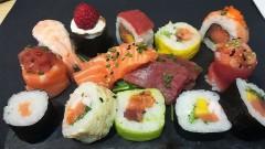 Niku Sushi de Carne e Peixe
