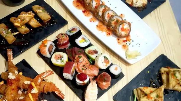 Niku Sushi Fusão & Tacaria Sugestão do chef
