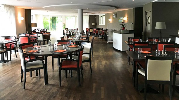 Restaurant du Golf Vue de la salle