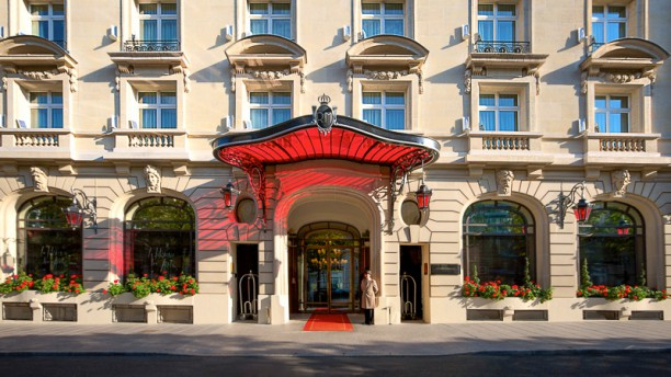 Matsuhisa Paris  - Le Royal Monceau Hôtel Le Royal Monceau