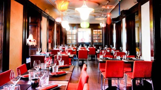 Oasia The restaurant