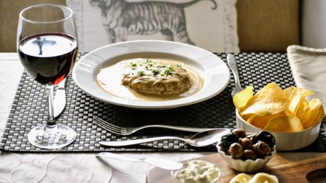 Sugestão prato - Atelier 145, Lisboa