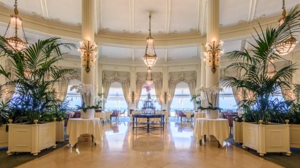 Restaurant villa eug nie h tel du palais biarritz - Prix chambre hotel du palais biarritz ...