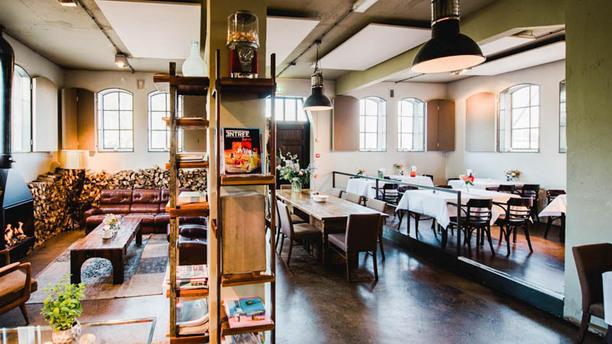 Brasserie Meelfabriek Zijlstroom Het Restaurant