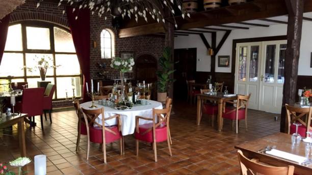 De Gravin van Vorden Het restaurant