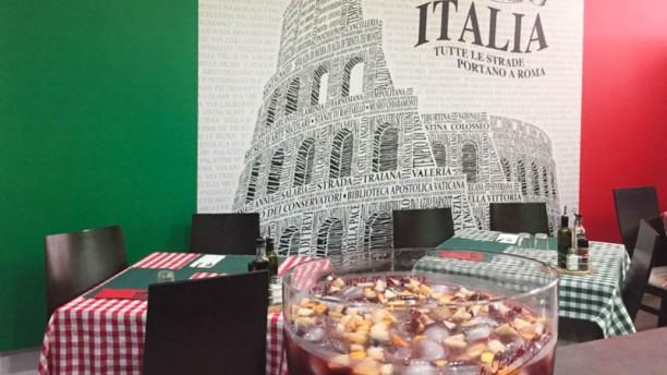 Sapori d'Italia Vista de la sala