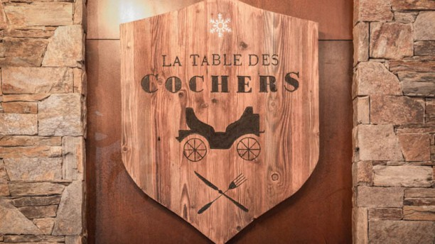 La Table des Cochers Logo