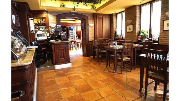 Vesuvio interno ristorante