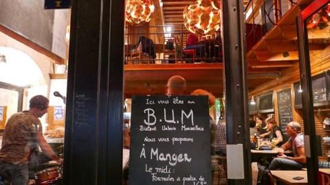 BUM Bistrot Urbain Marseillais, Marseille