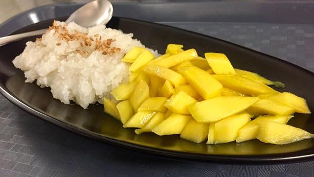 O'Bangkok Dessert riz gluant à la mangue
