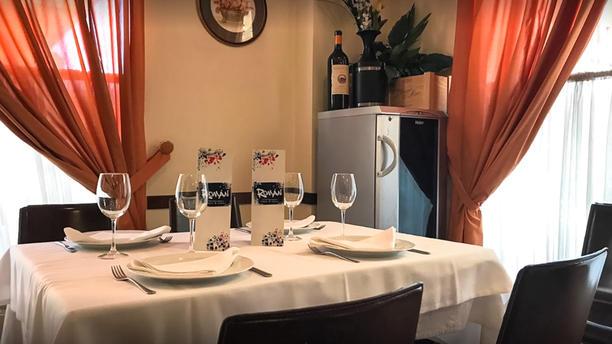 Roman - Bar Restaurante Sala del restaurante