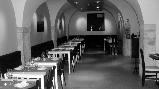 No Ponto Restaurante Bistrô sala