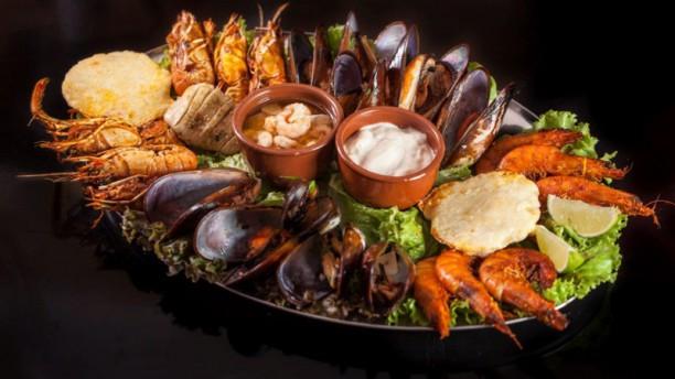 La Paella Sugestão do chef