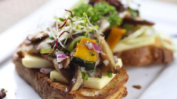 Cardeais Gastronomia rw Bruschetta Vegetariana