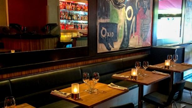 Oxid Bar Dining hall
