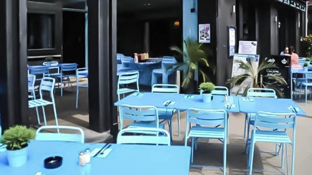 El Café terrasse