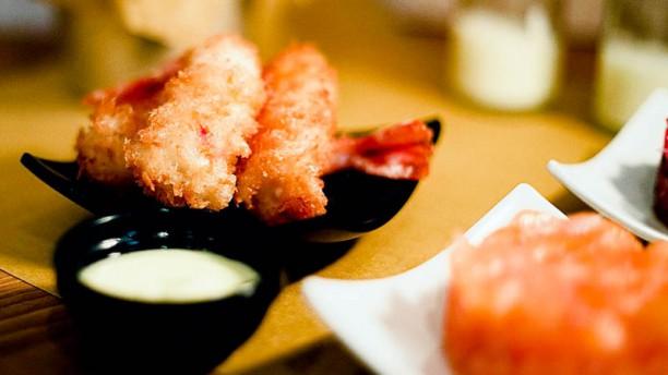 Meat & Lobster Gamberi Panko