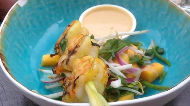 Tuinhuis Culinair Suggestie van de chef