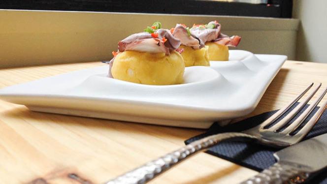 Sugerencia del chef - Huarike Paradero Gourmet, Madrid