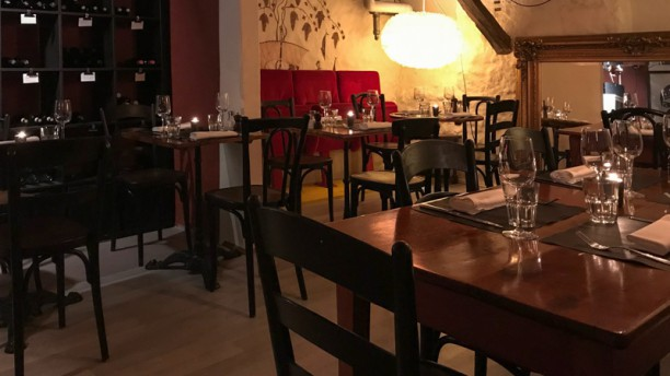 Café du Tessin Carnotzet privatisé