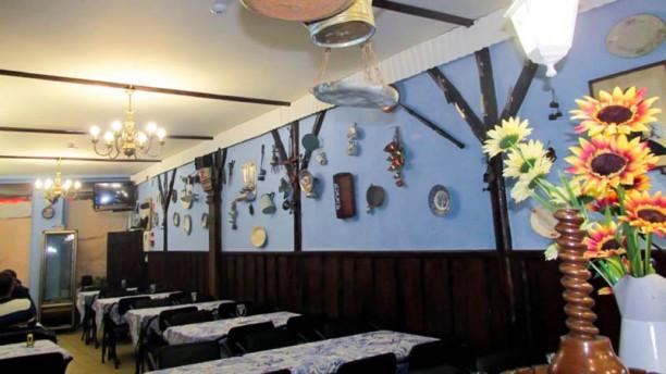 Taberna Típica O Nazareno Vista da sala