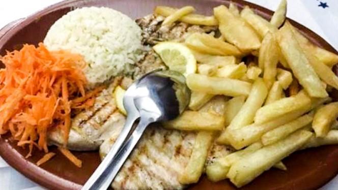 Sugestão prato - Taberna Típica O Nazareno, Porto