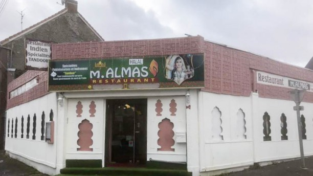 M. Almas Entrée
