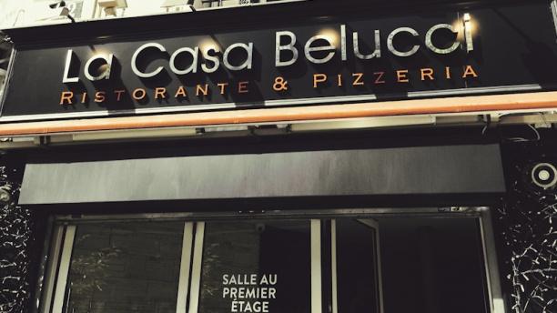 La Casa Belucci Façade