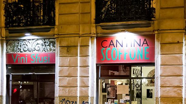 Cantina Scoffone entrata