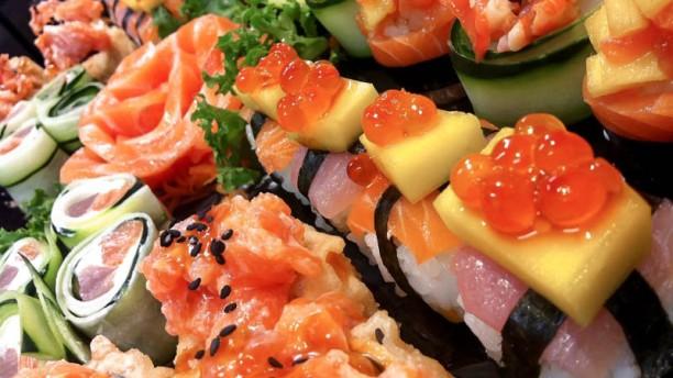 Dakoky Sushi Fusion sushi
