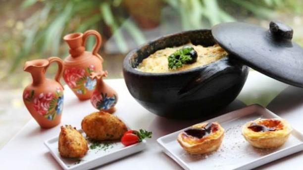 Lisboa Gastronomia prato