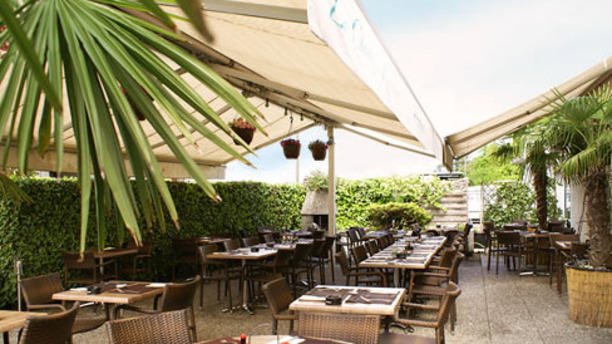 Le Charley's Restaurant Terrasse