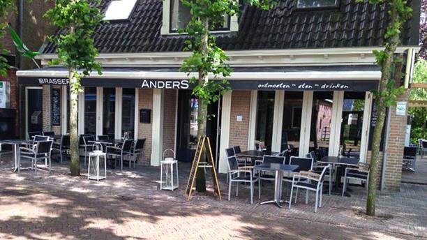 Brasserie AnderS Ingang