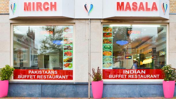 Mirch Masala Het restaurant