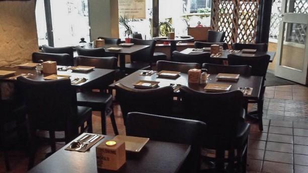 TieRras Restaurang Rummets vy