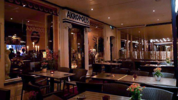 Restaurante restaurant akropolis en heerlen men for Akropolis greek cuisine merrillville in